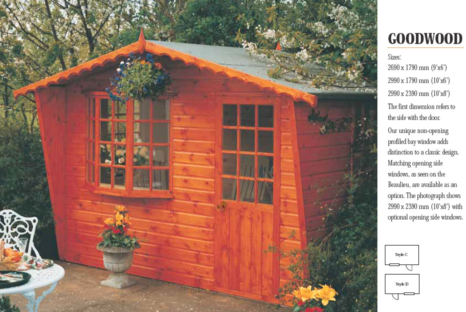 riverside garden sheds garden rooms northern ireland