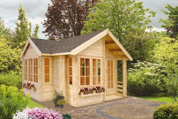Riverside garden sheds log cabins northern ireland - Garden sheds ni ...
